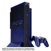 Sony PlayStation 2 BB Pack 40GB Azul Videoconsolas (PlayStation 2, Azul, 5 35 °C, Unidad de disco duro, 40 GB, DVD)