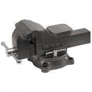 YATO 200 mm Öntöttvas asztali satu YT-6504