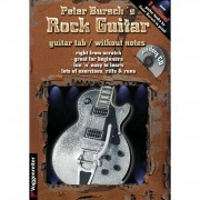 Voggenreiter Bursch's Rock Guitar ENGLISH primer/ incl. CD