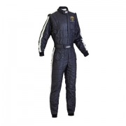 Omp Racing Vintage One Suit Nera Taglia 58 Collezione Omp - Automobili Lamborghini 9011005Arb00058xxx