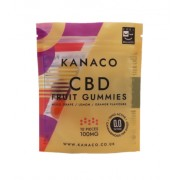 CBD Fruit Gummies - 10 mg