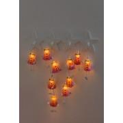 Konstsmide LED-Dekolichterkette Engel, 10 Dioden, L6,35 m