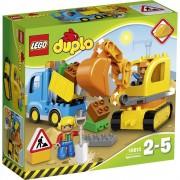 LEGO® DUPLO® 10812 Bager gusjeničar i kamion