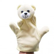 Tonsee%C2%AE Bear Tonsee Baby Child Zoo Farm Animal Hand Glove Puppet Finger Sack Plush to