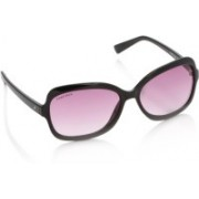 Fastrack Over-sized Sunglasses(Pink)