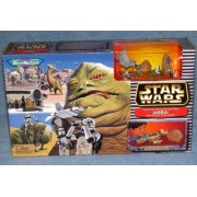 Micro Machines Jabba Mos Eisley Spaceport Transforming Action Set Star Wars