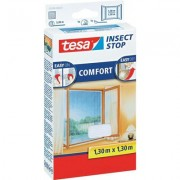 TESA COMFORT szúnyogháló ablakra, 1,3 x 1,3 m, fehér (530490)