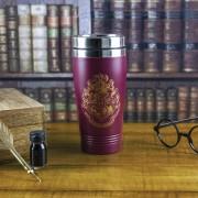 Paladone Vaso Térmico Harry Potter Escudo Hogwarts - Granate