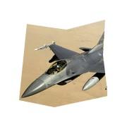 Simulátor stíhačky F16, , 1 osoba, 90 minut