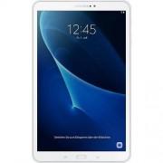 Tableta Galaxy Tab A 10.1 T585 (2016), 10.1'' PLS LCD Multitouch, Octa Core 1.6GHz + 1.0GHz, 2GB RAM, 16GB, WiFi, Bluetooth, 4G, Android 6.0, Alb