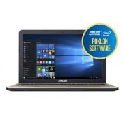 """Laptop Asus X540LA-DM977 15.6""""FHD AG,Intel DC i3-5005U/8GB/256GB SSD/Intel HD 5500"""