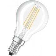 Bec Led Sferic LED VALUE CLASSIC P 4W 470lm E14 P45 Nedimabil 2700k Alb Cald Osram