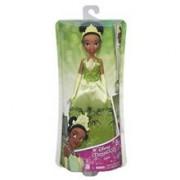 Papusa Disney Princess Royal Shimmer Tiana Doll