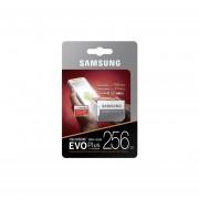 Memoria MicroSDHC Samsung 256GB EVO Plus UHS-I 100MB / S