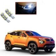 Auto Addict Car T10 9 SMD Headlight LED Bulb for Headlights Parking Light Number Plate Light Indicator Light For Tata H5X