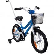 Bicicleta Sun Baby albastru