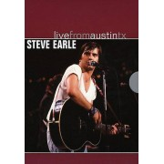 Unbranded Steve Earle - importation USA Live From Austin Texas [DVD]