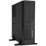 Micro ATX/Mini-ITX, In-Win BL040, черна, със захранване 300W