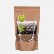 Nasiona konopne lekko prażone 250g pyszny, chrupiący i niskokaloryczny dodatek do Twojego posiłku! - India Cosmetics