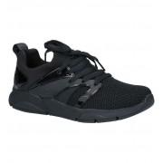 Skechers Shine Status Zwarte Slip-on Sneakers