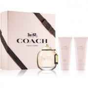 Coach Coach coffret II. Eau de Parfum 90 ml + leite corporal 100 ml + gel de duche 100 ml