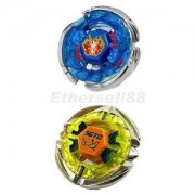Alcoa Prime Fashion Masters BEYBLADE Metal Fusion 4D System Fight Master Set BB28+BB35