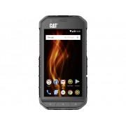 CAT S31 LTE outdoor smartphone 16 GB 4.7 inch (11.9 cm) Dual-SIM Android 7.0 Nougat 8 Mpix Zwart