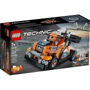 Lego set de construcción lego technic camión de carreras 42104