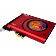 Звуковая карта Creative Sound Blaster Z PCI-eX int. Retail 70SB150000001