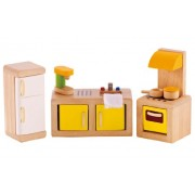 Hape-Wooden Kitchen