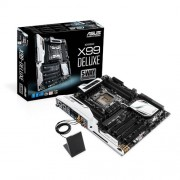 SALE OUT. Asus X99-DELUXE II Processor family Intel, Processor socket LGA2011-v3