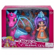 Reina Dragon Pinypon - Famosa