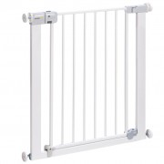Safety 1st Safety Gate Auto-Close 73 cm White Metal 24484310
