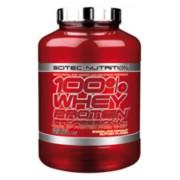 100% Whey Protein Professional 2350g mogyorós csoki Scitec Nutrition