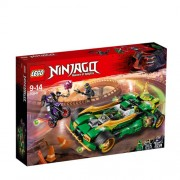 LEGO Ninjago Ninjago ninja nachtracer 70641