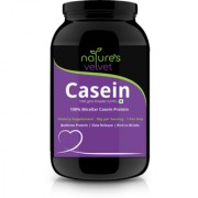 Natures Velvet Lifecare 100 Casein Protein Vegetarian and Natural 1000 gms
