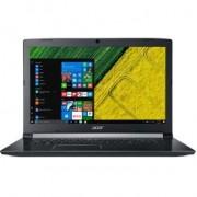 "Acer NB Aspire 5 A517-51-363X i3-7020U/17.3""/4GB/256SSD/W10 B2S2018"