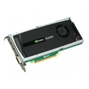 Placa video nVidia Quadro 4000 2 GB GDDR5 - second hand