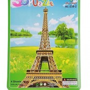 Do it yourself 3D puzzle - Eiffel Tower