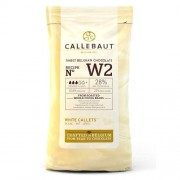 Ciocolata Alba 28% Recipe W2, 10 Kg, Callebaut
