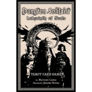 Dungeon Solitaire: Labyrinth of Souls: Tarot Card Game, Paperback