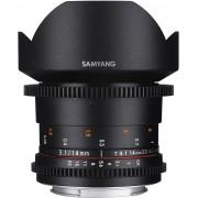 SAMYANG 14mm T3.1 VDSLR II Sony E (para Vídeo)