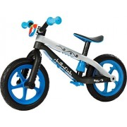 Chillafish BMXie BMX Balance Bike, Blue Motion of The Ocean
