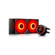 Cooler CPU Deepcool Gammaxx L240, LED rosu
