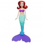 Muñeca Ariel Aventuras Acuáticas - Disney Princess