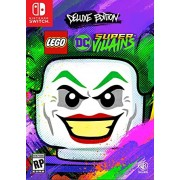 LEGO DC SUPER-VILLAINS DELUXE EDITION - STEAM - MULTILANGUAGE - WORLDWIDE - PC