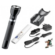 MagCharger LED Rechargeable Flashlight