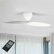 AERATRON Ventilador de techo Wave blanco 109,2 cm