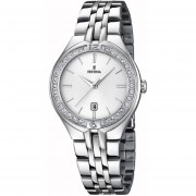 Reloj F16867/1 Plateado Festina Mujer Mademoiselle Festina