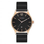 CURREN Men's Ultra Thin Quartz Watches